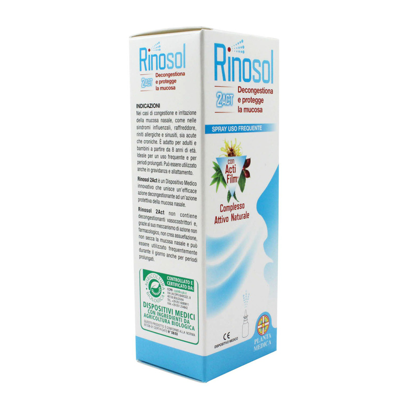 Rinosol Spray Nasale